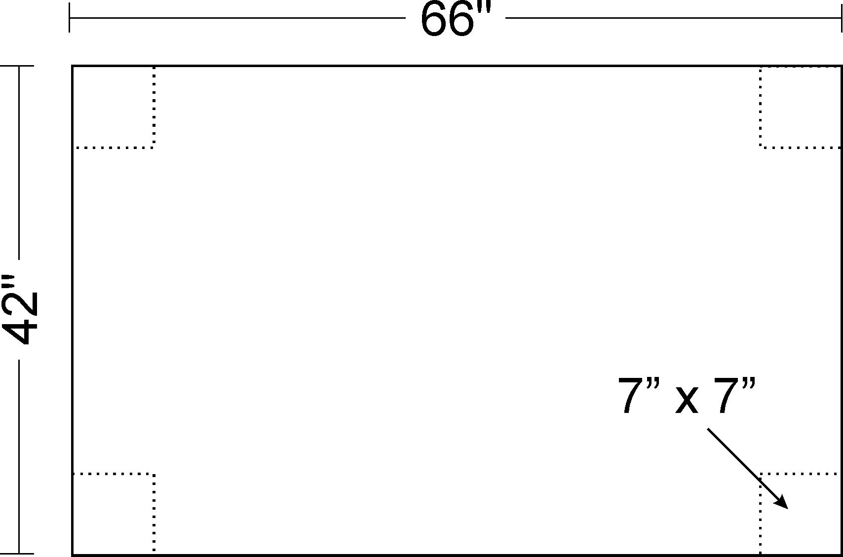 Crib Sheet Pattern